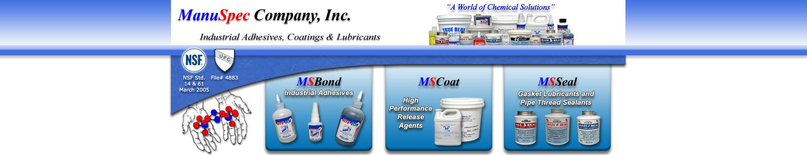 ManuSpec Company, Inc.-Banner