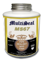 MS-67 Multi-Seal Pipe Joint Compound